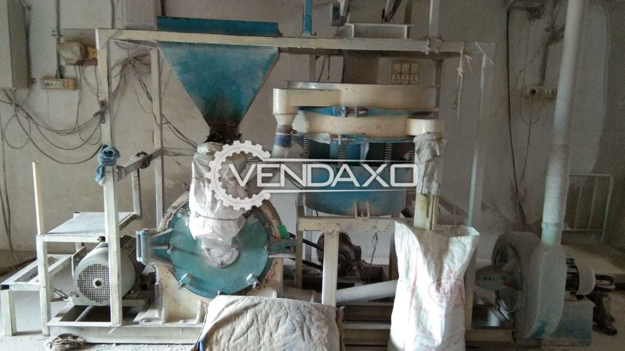 2 Set OF PVC Pulverizer Machine - 30 to 50 Kg