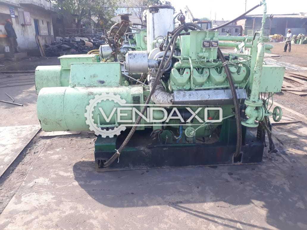 AVK Diesel Generator - 300 kVA, 1996 Model