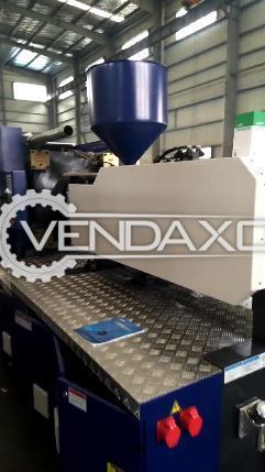 Available For Sale Injection Moulding Machinery  - 140 to 250 Ton