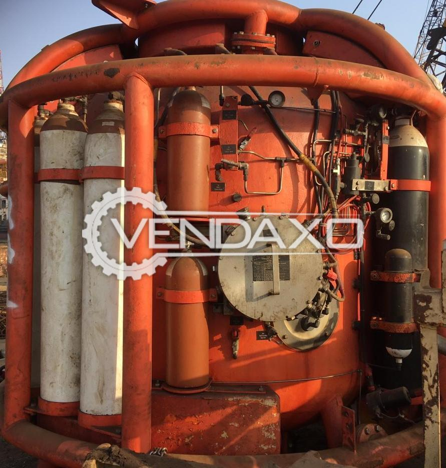 Available For Sale Man Mixed Gas Diving Bell - 2010 Model