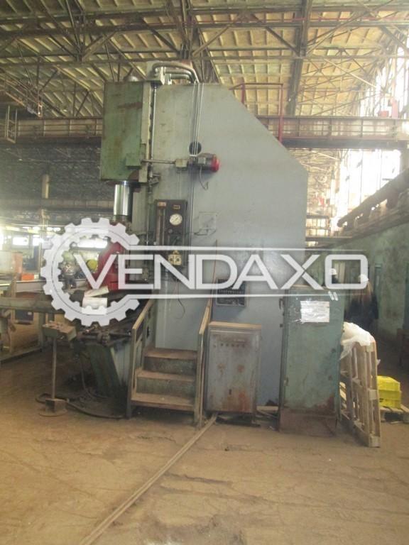 DES 630-A Hydraulic Bending Machine