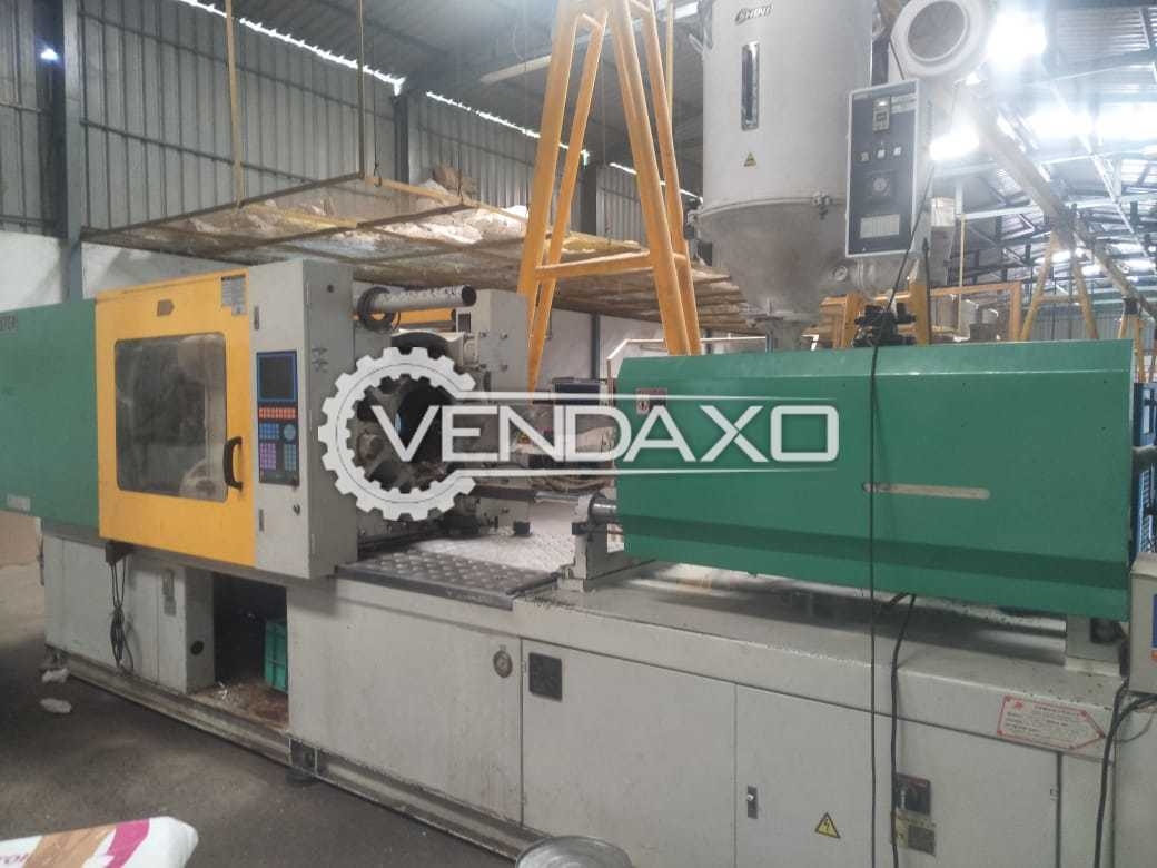 Super Master SM-270 Injection Moulding Machine - 270 Ton