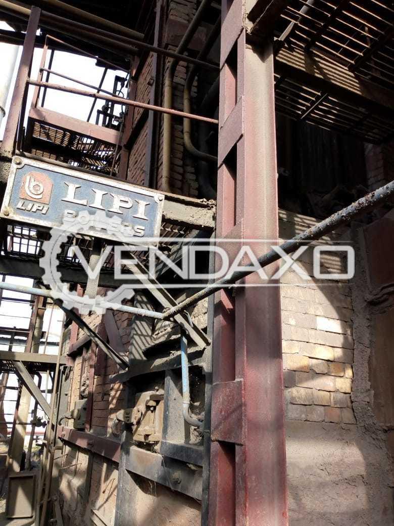 LIPI Make Boiler - 6 Ton Per Hour