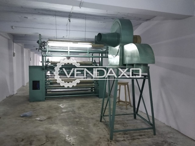 Available For Sale Textile Butta Cutting Shearing Machine