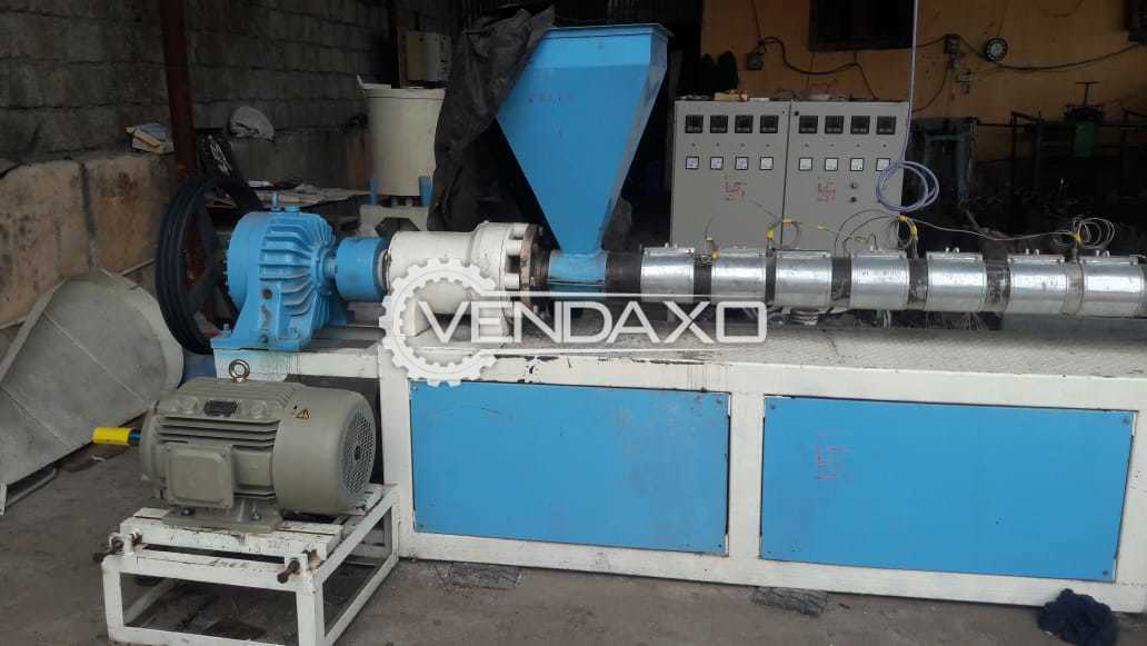 Available For Sale PVC Pipe Making Plant - Size - 63 to 180 mm