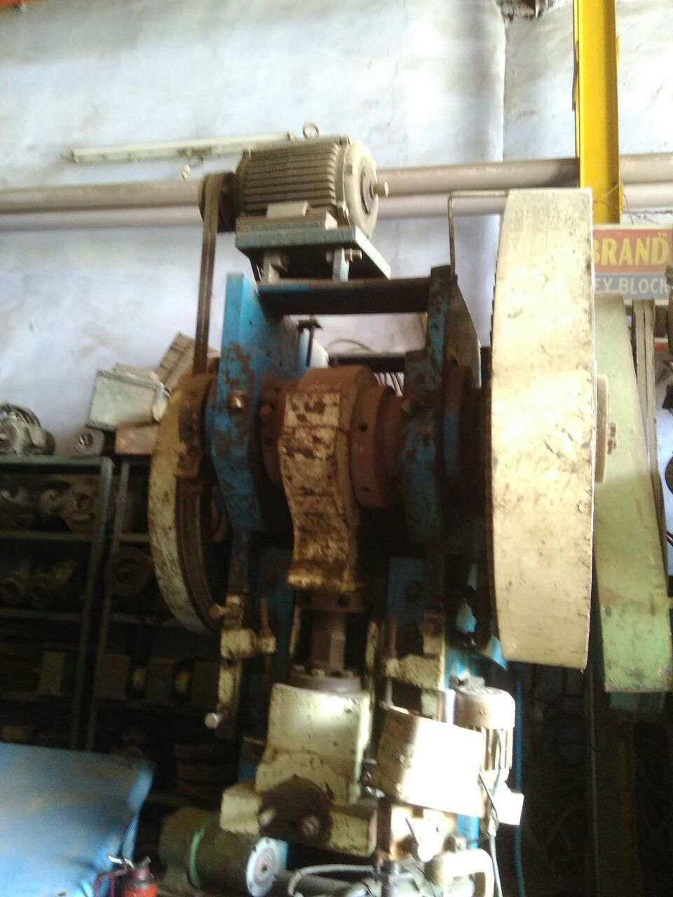 Power press 75 ton