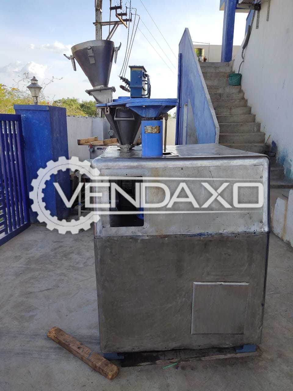 Cadmach Roll Compactor - Roll Size : 200 x 70 mm