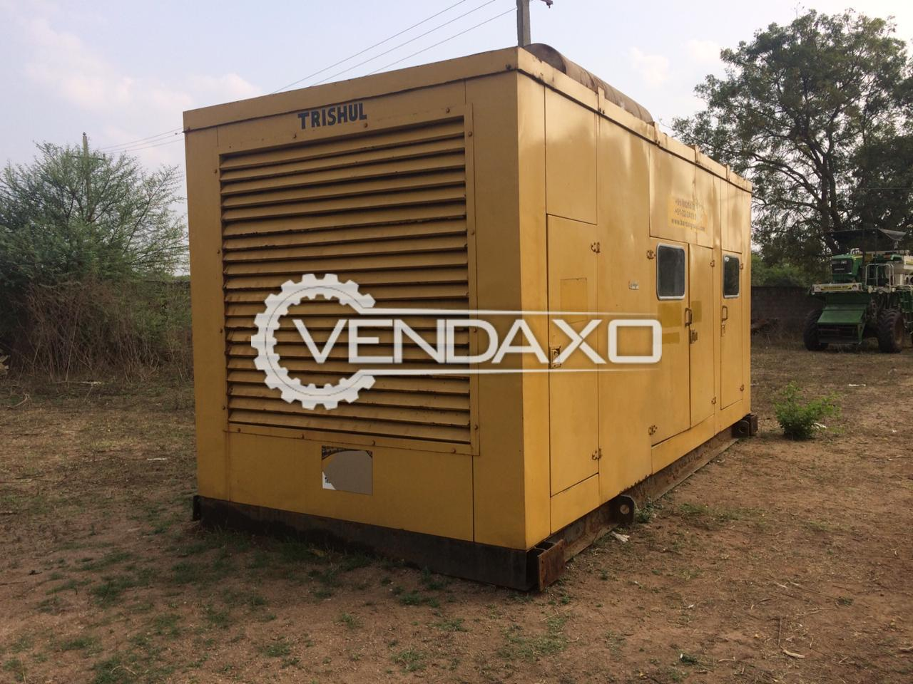 Caterpillar Diesel Generator - 750 kVA, 2007 Model