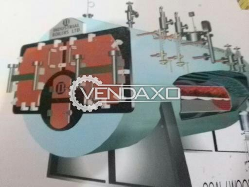 IBL Make UP5056 Steam Boiler -  3000 Kg/Hr