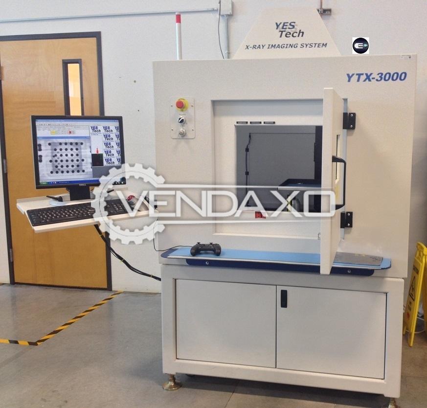 YESTECH YTX3000 High Resolution XRay, 3D, 2D