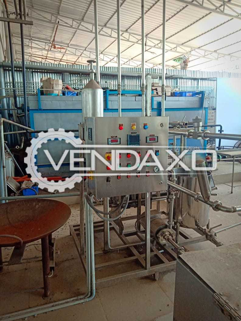 Available For Sale Milk Processing Plant Setup - 2012 & 2013 Model