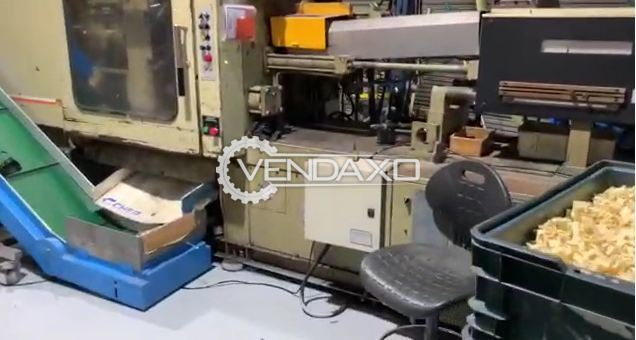 NEGRI BOSSI NB-260 Injection Moulding Machine - 260 Ton