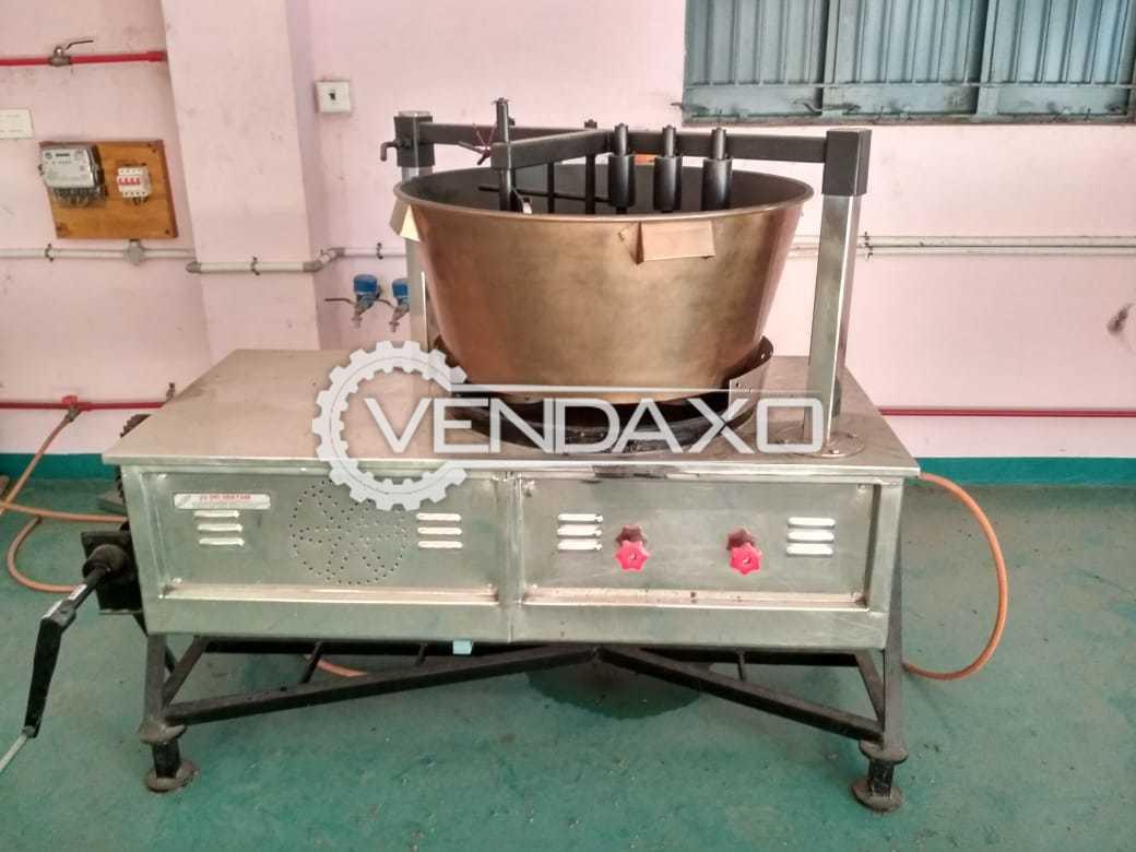 Sri Udayam Engineers Make Candy Processing Machine - 60 Kg / 30 min