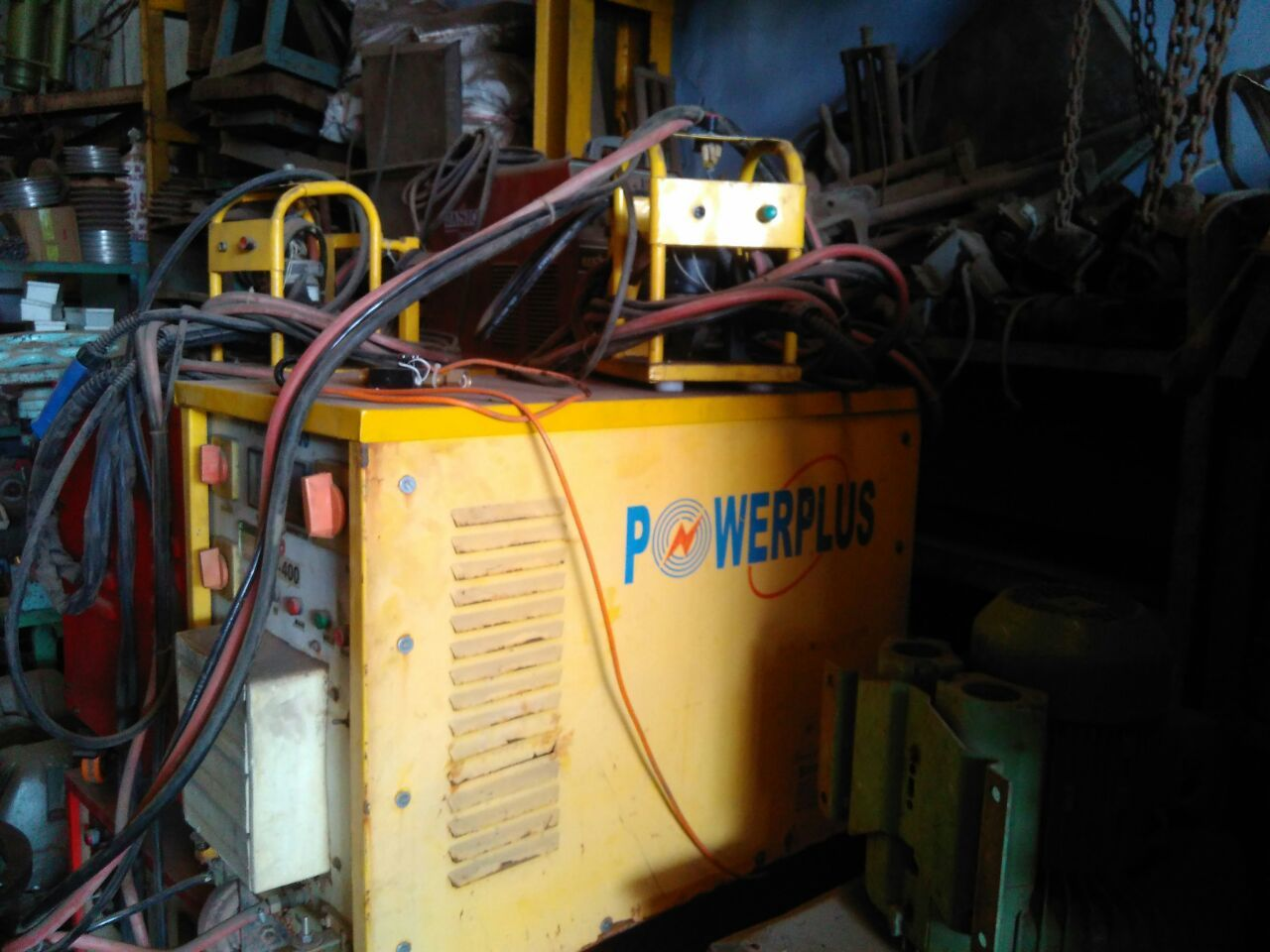 Used Mig Welders For Sale >> Used Mig Welding 400 Amp For Sale At Best Prices Vendaxo