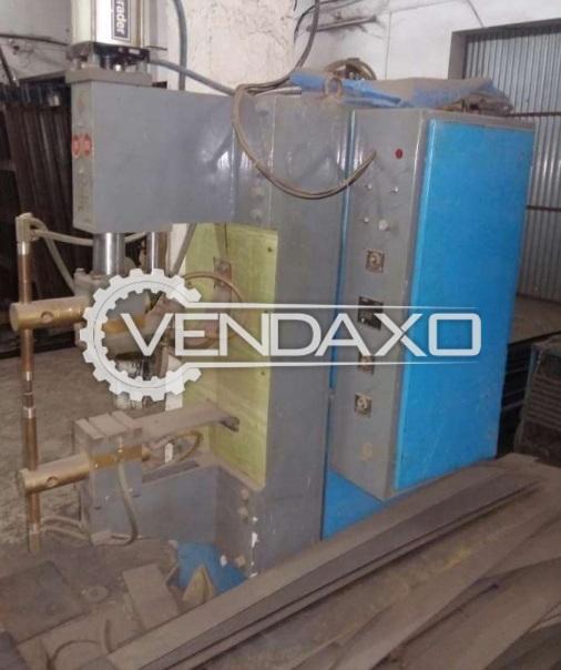 Spot Welding Machine - 75 Kva