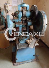 Heavy Duty Single Stroke Tablet Press Machinery - 40 Stroke Per Minute