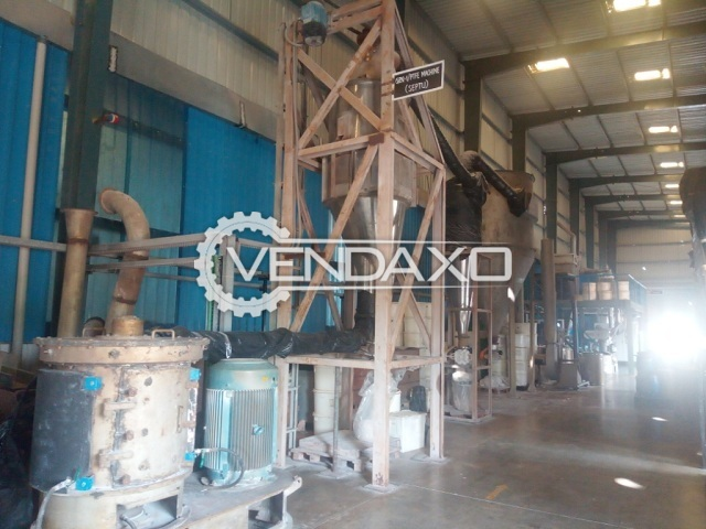 Available For Sale Septu India Make Pulverizing Or Grinding Plant - 2013 Model