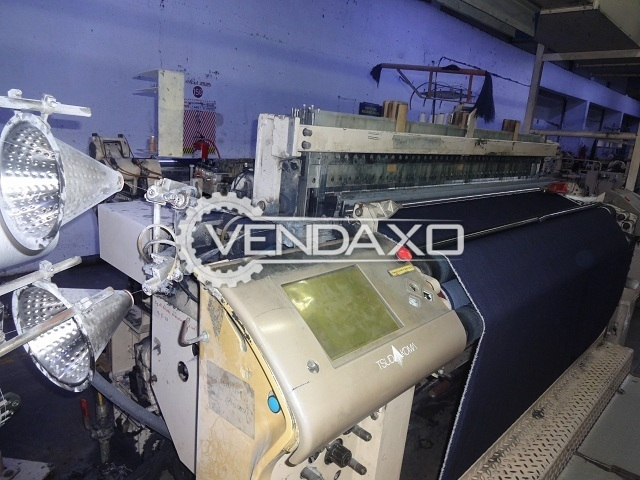 Available For Sale 64 Set Of Textile Loom Machinery - Width - 190 CM