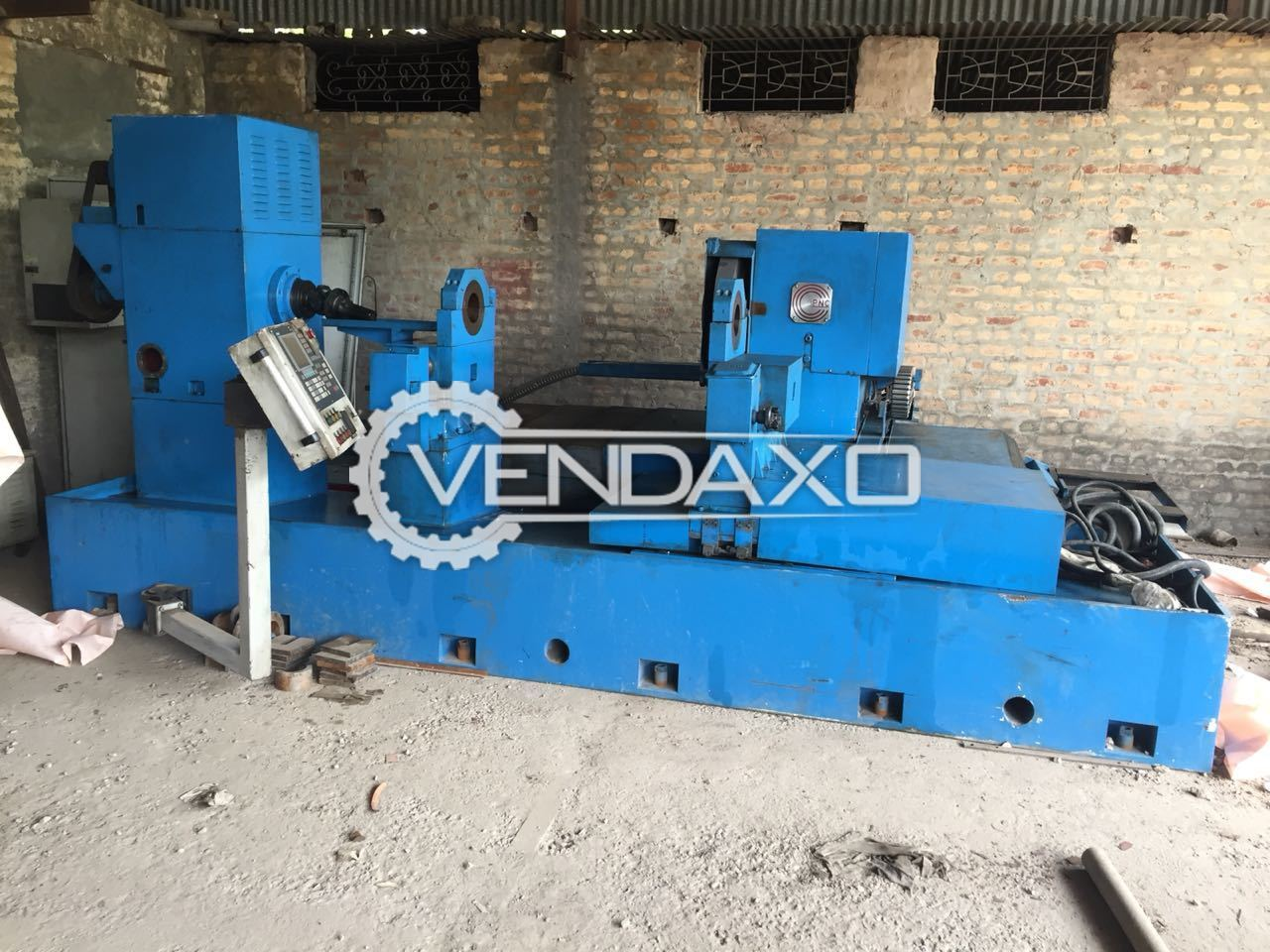 Used PMC Make Roll Grinding Machine - 1200 x 2000 mm for