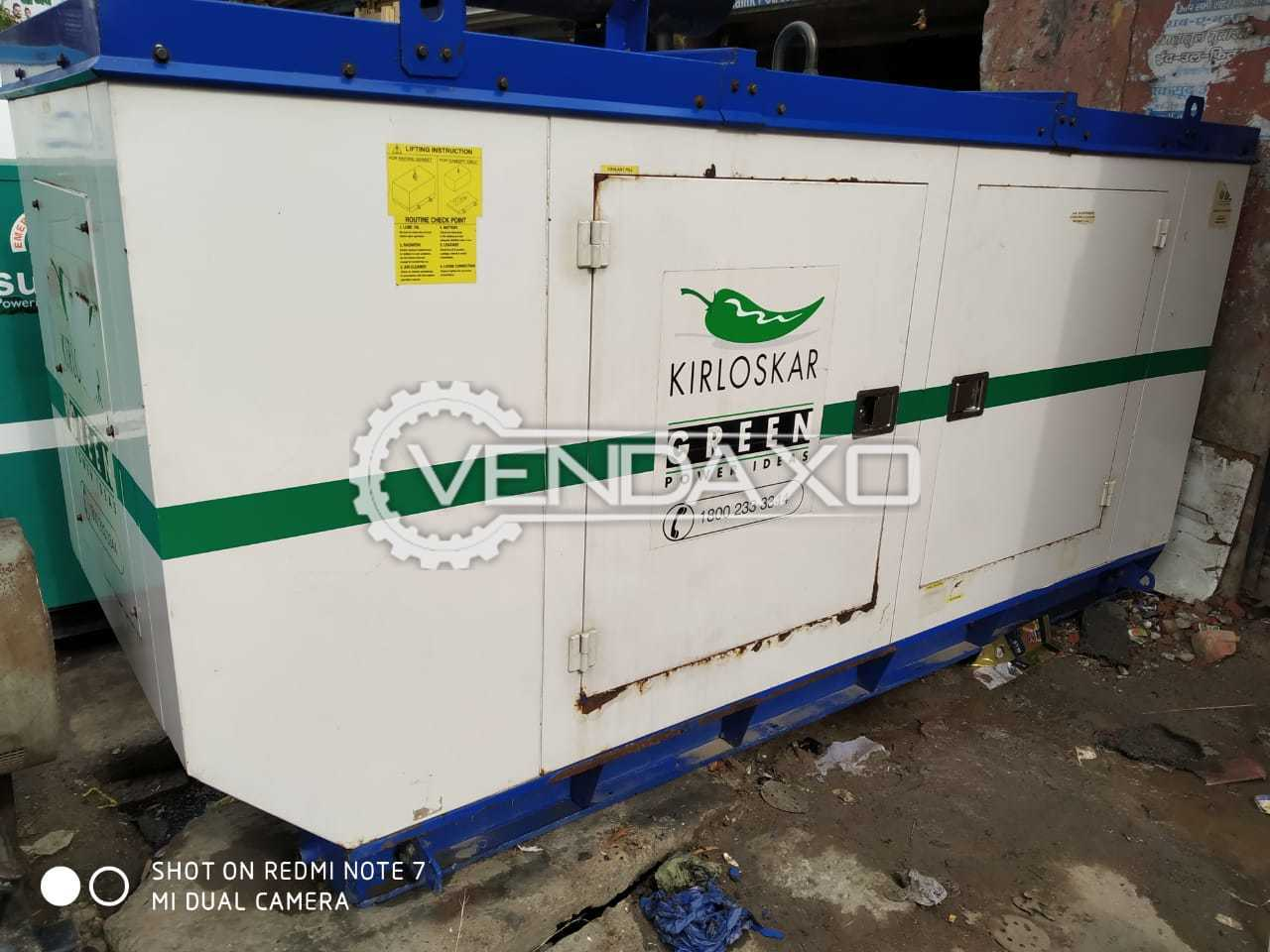 Kirloskar Diesel Generator - 70 kVA, 2009 Model