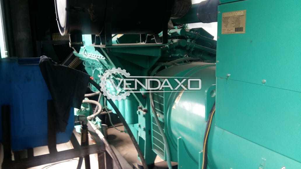 Cummins KTA-38-G5 Diesel Generator - 1010 kVA, 2014 Model