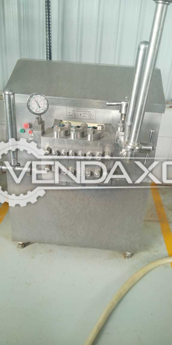 Used Dairy Milk Processing Plant for Sale | Buy or Sell Used Dairy