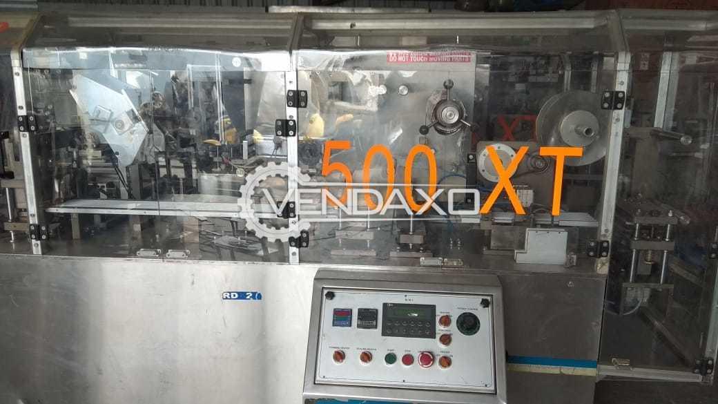 Indian Make  XT500 Servo Automatic Packaging Machine