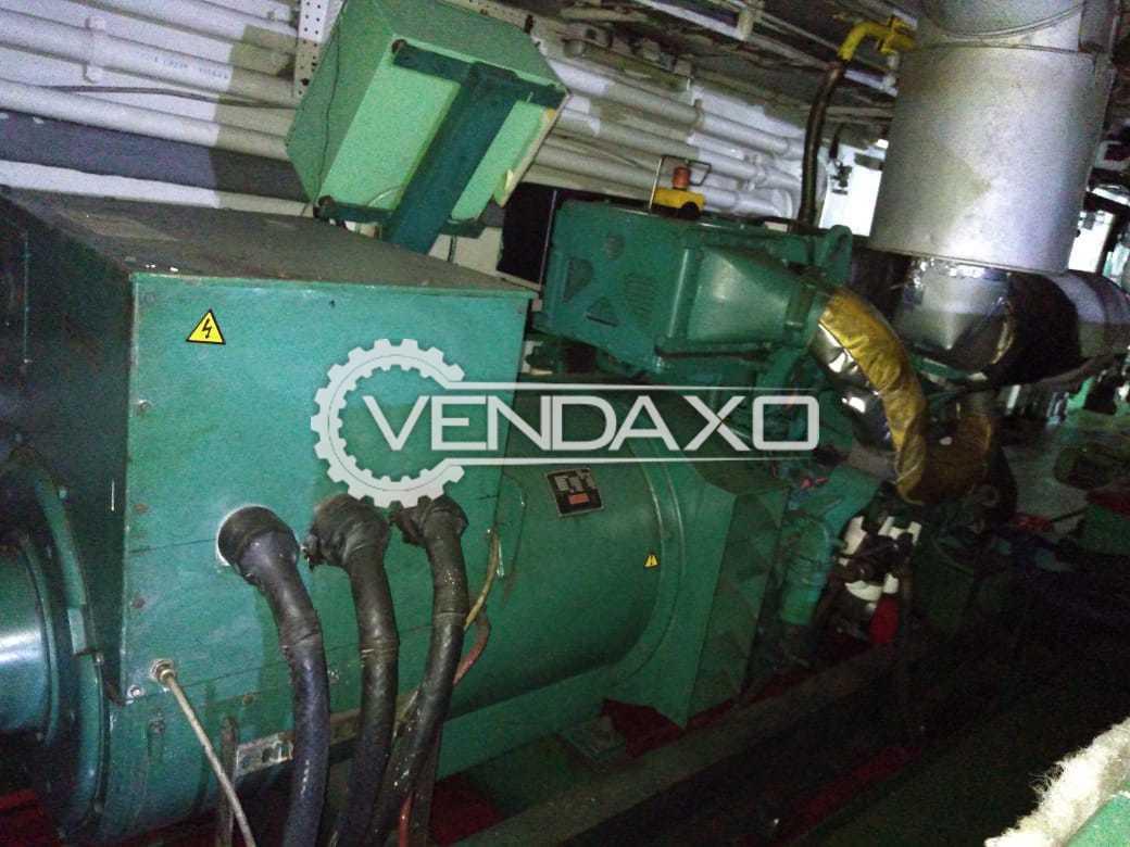 Volvo Penta D16 -MG Diesel Generator - 525 kVA, 2006 Model