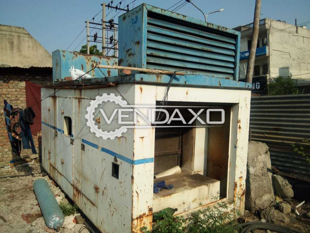 Ashok Leyland 680 TC Diesel Generator - 125 kVA