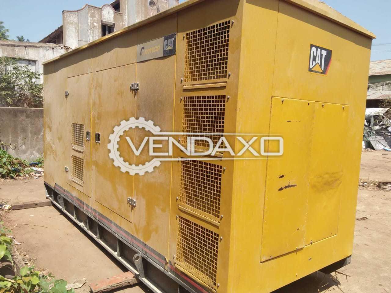 Caterpillar Diesel Generator - 250 kVA