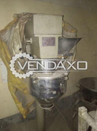 Sams-Techno Powder Mixing Machine
