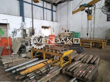 Available For Sale Indtool Saw Machine, Vacuum Lifting Fixture