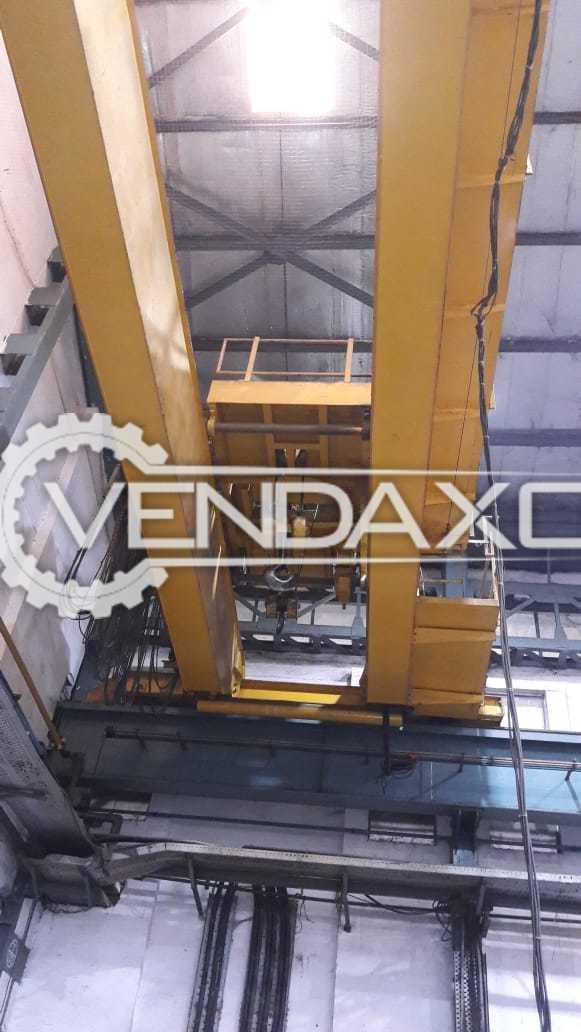 Garlick EOT Crane - 10 Ton