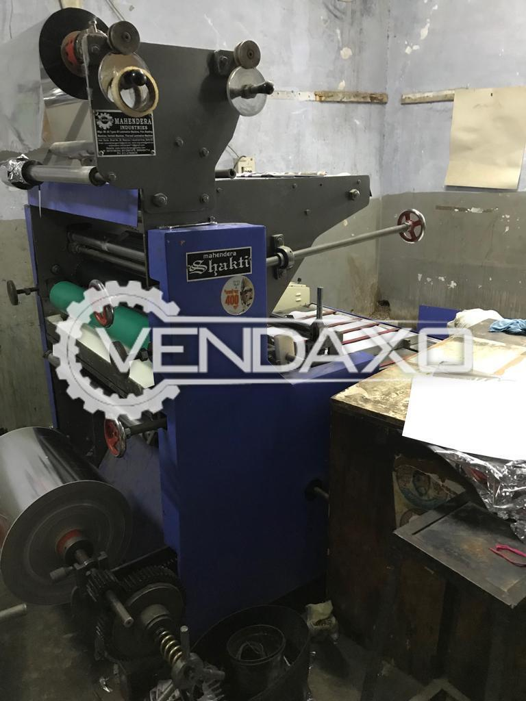 Mahendera Shakti Lamination Machine - Size - 32 Inch