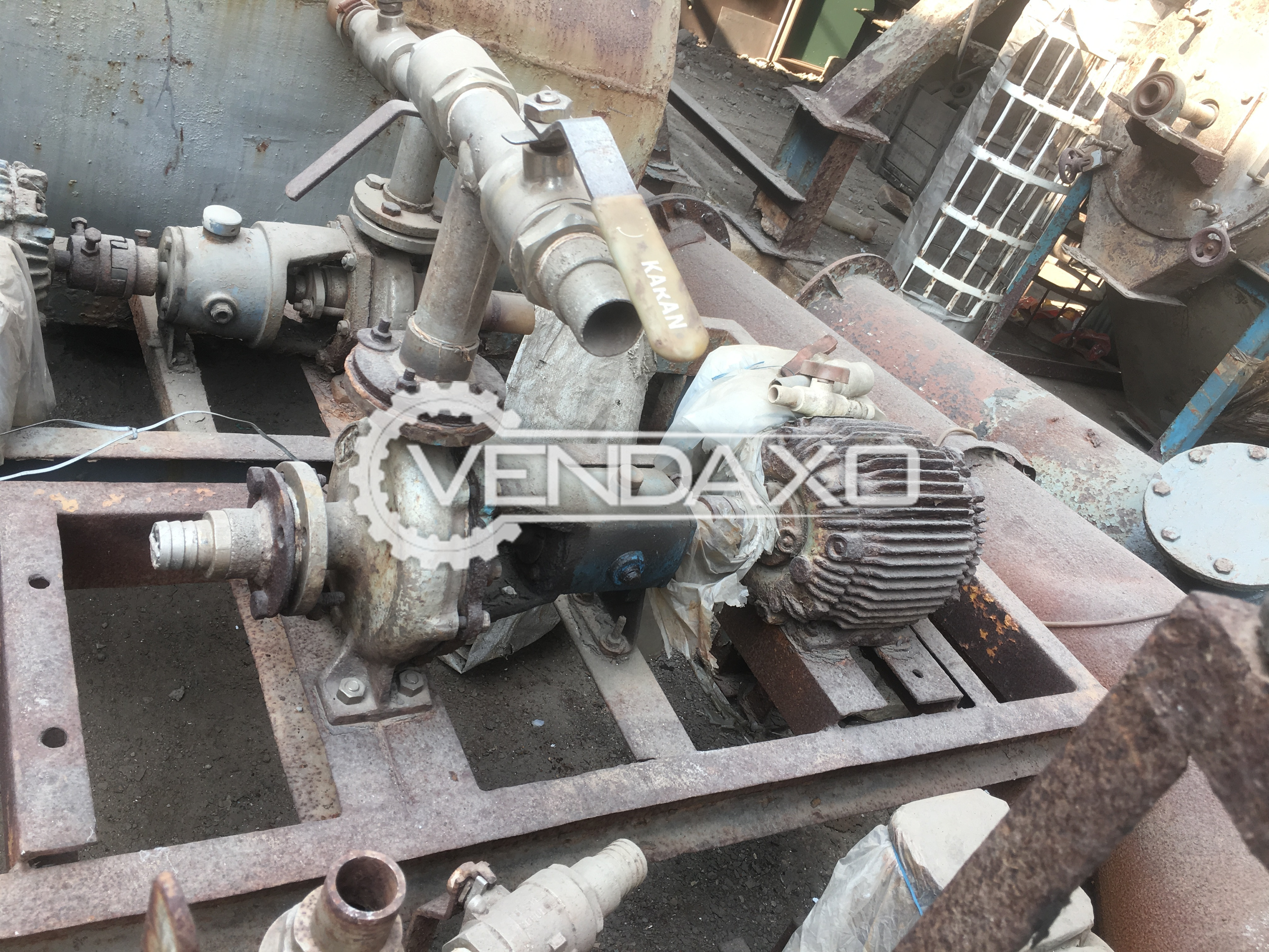 Centrifugal Pump - 3 HP