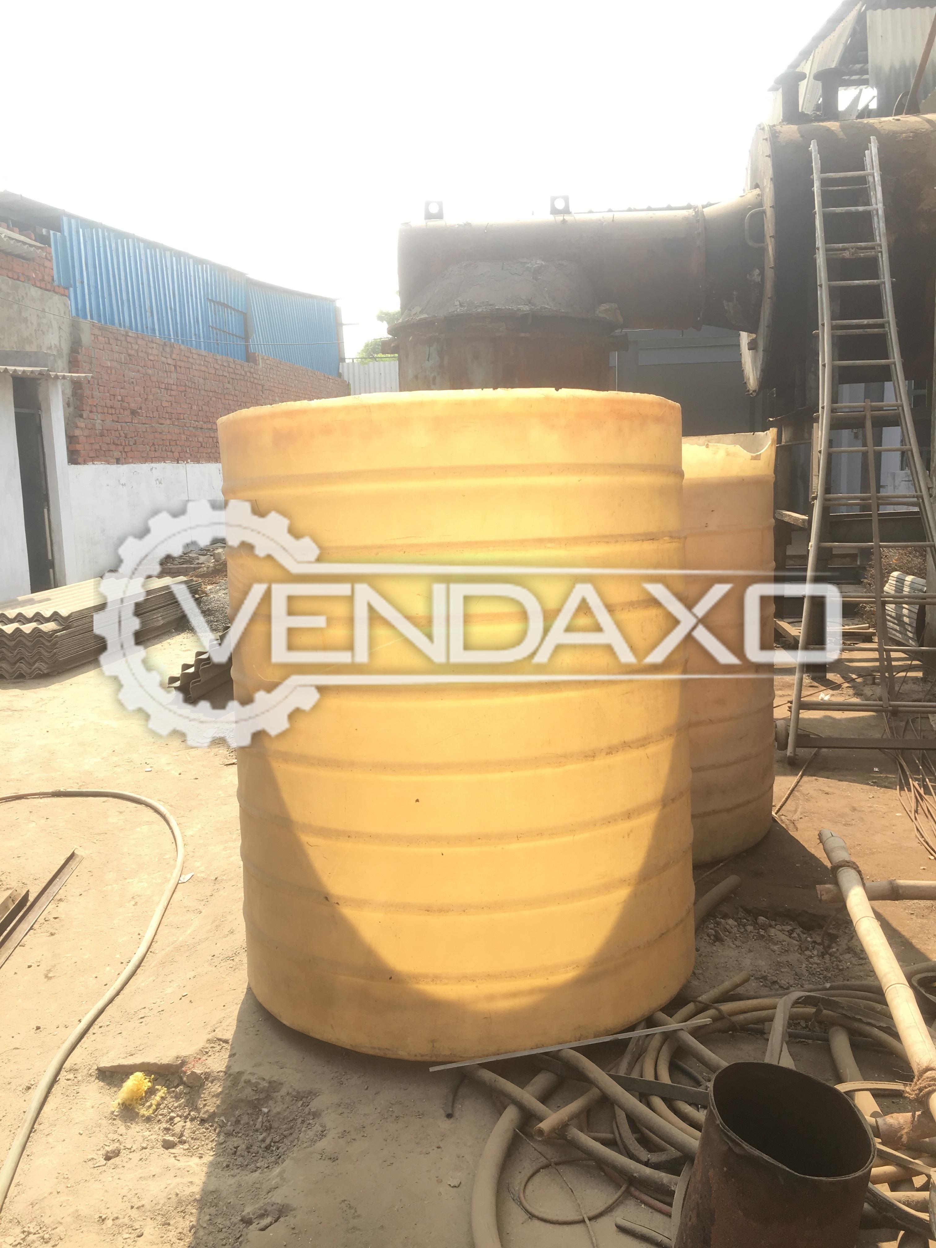Sintex Storage Tank - 500 Liter to 2000 Liter