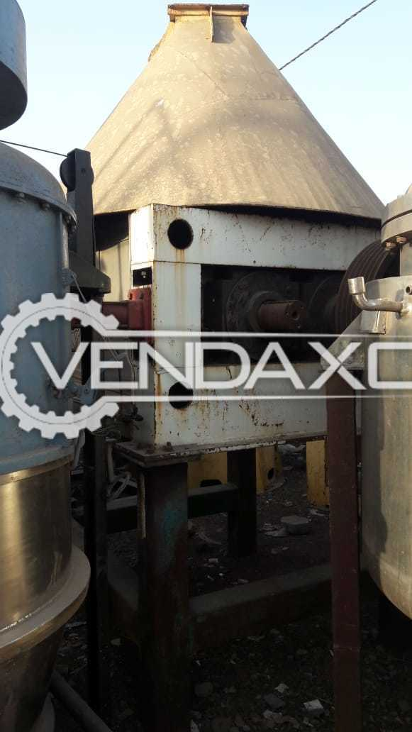 Rolling Machine From Guar Gum Plant For Sale