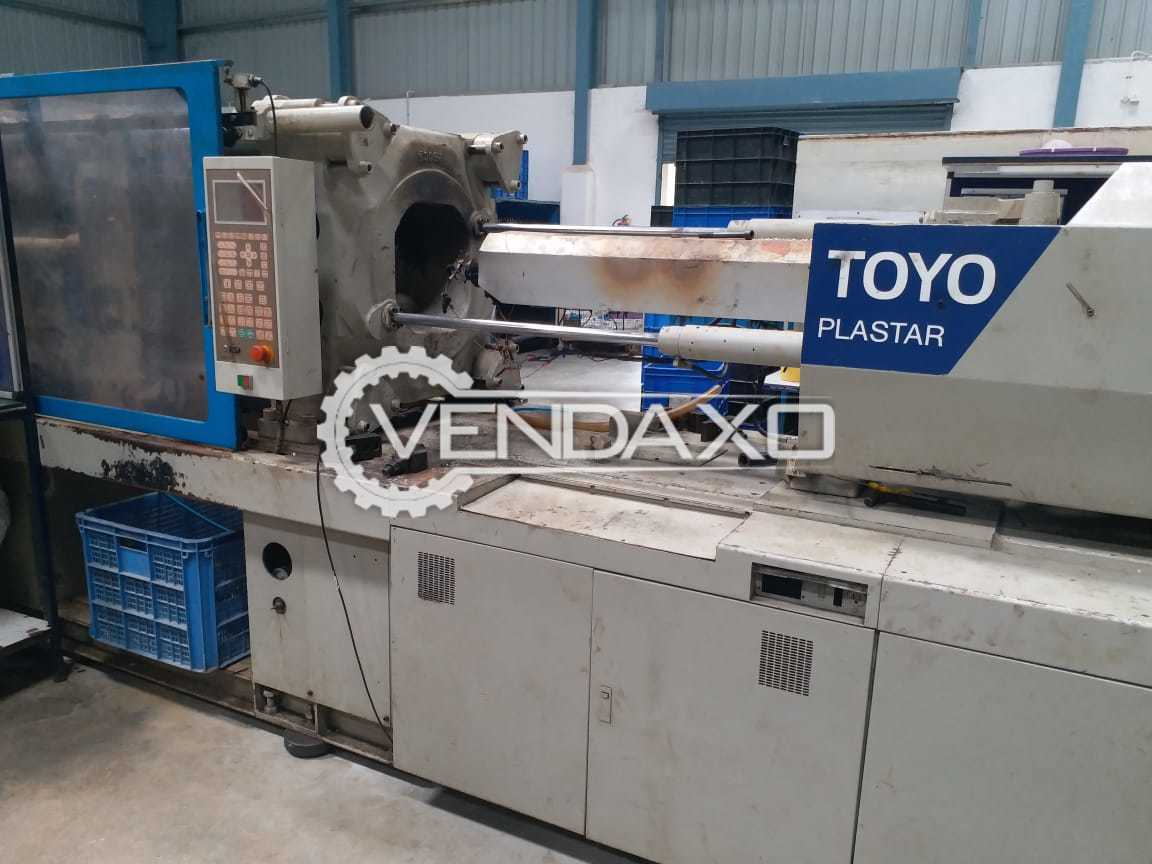 Toyo Plastar Injection Moulding Machine - 250 Ton, 2000 Model