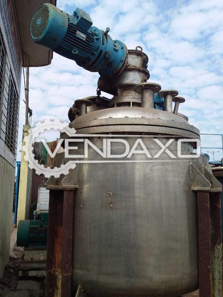 Genson Make GMP Contra Mixer - 700 Liter