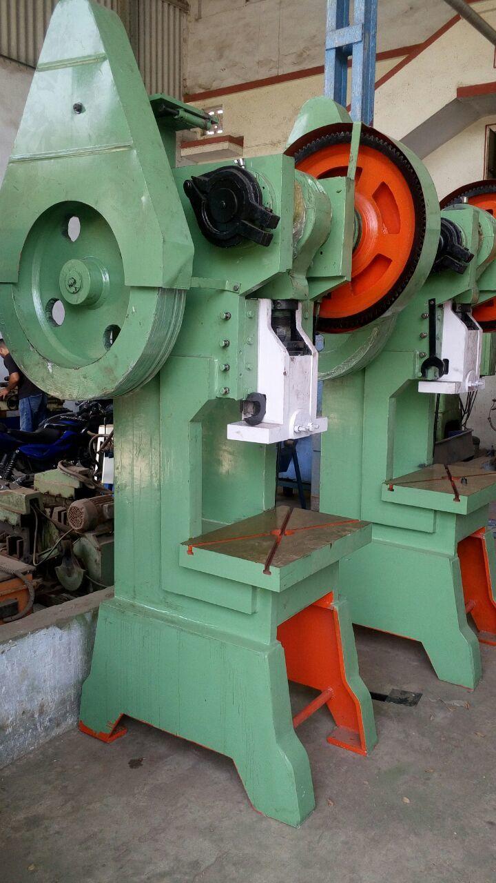 Second hand power press 50 ton