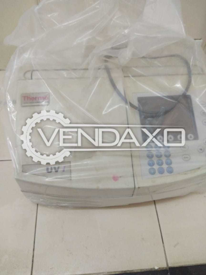 Shimadzu Make Spectrophotometer - Model UV-1800