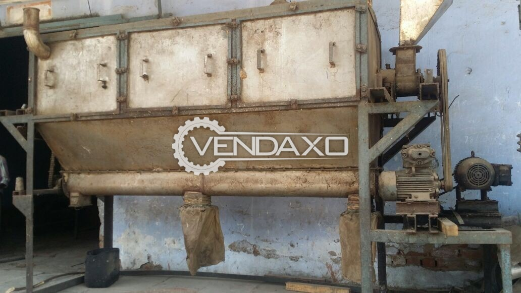Fabricated Centrifugal Screener Machine