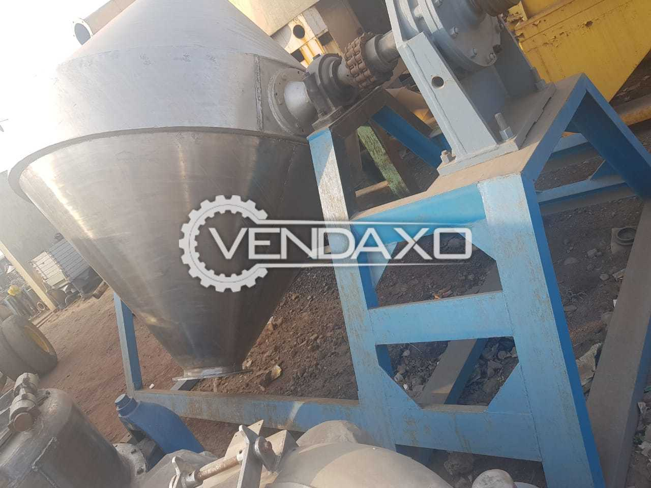 Cone Blender - 7 KL