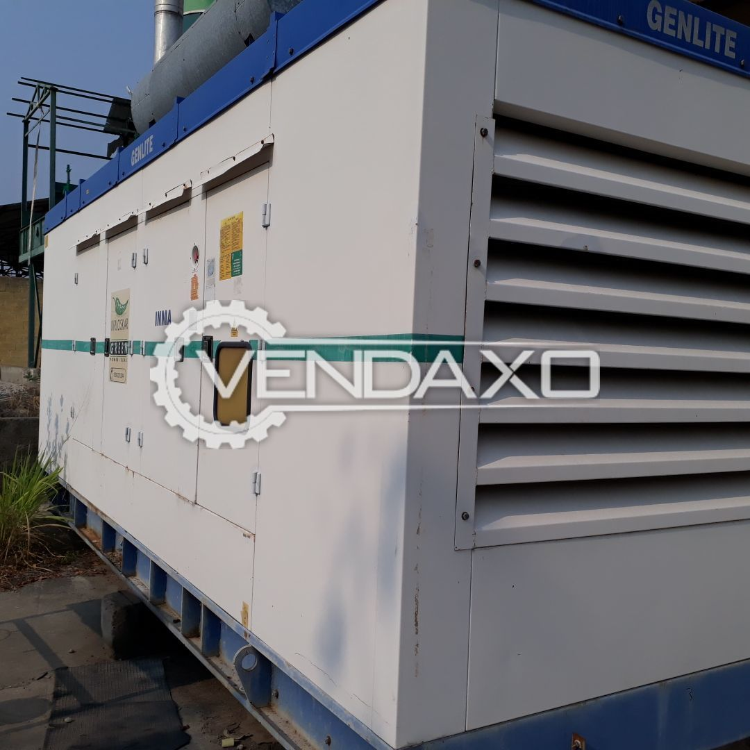 Kirloskar Diesel Generator - 560 kVA