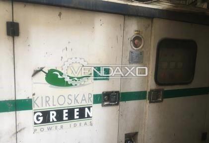 Kirloskar Green Diesel Generator - 250 Kva, 2009 Model