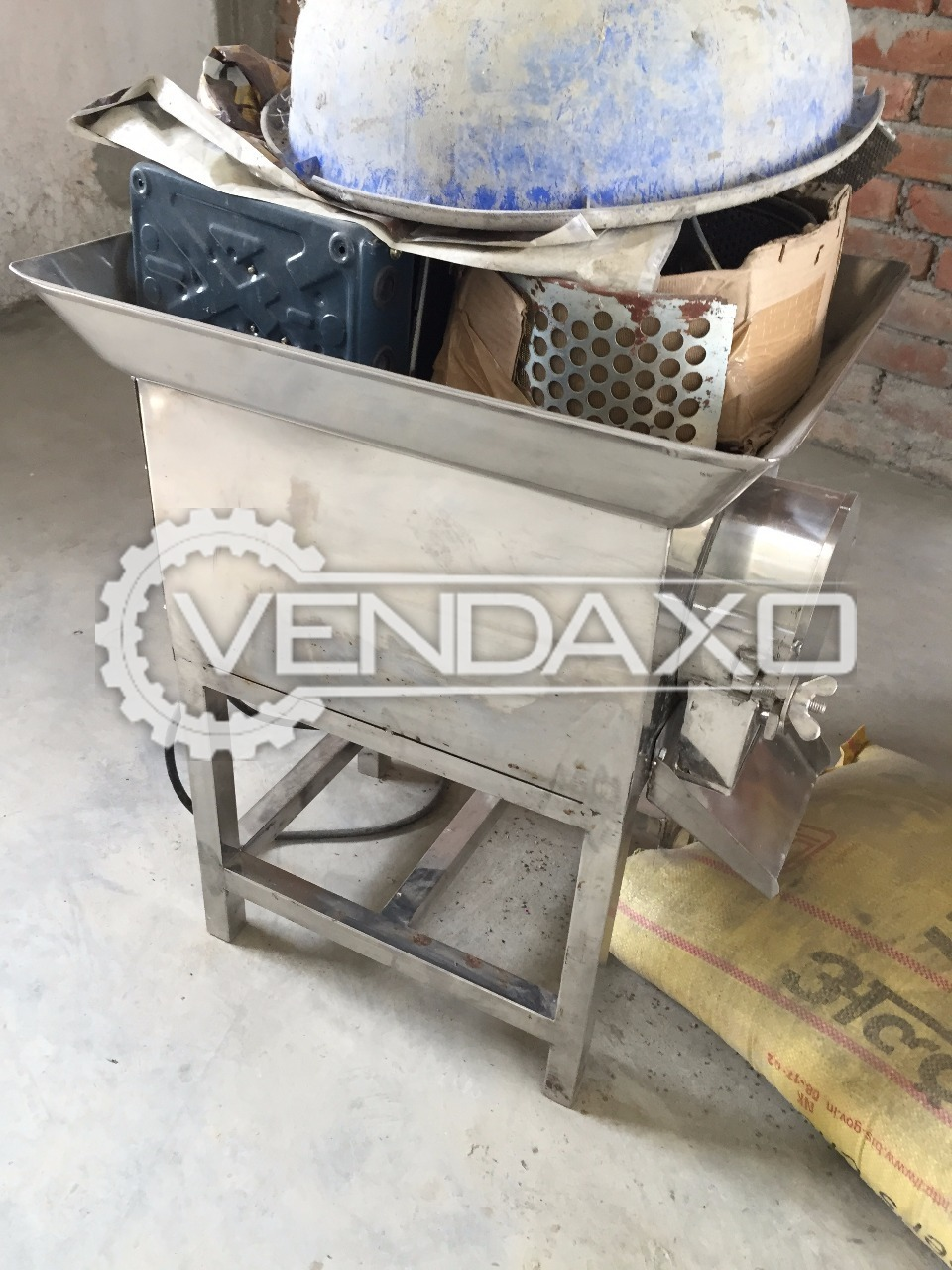 Available For Sale Paste Grinding machine - 3 HP, 2016 Model
