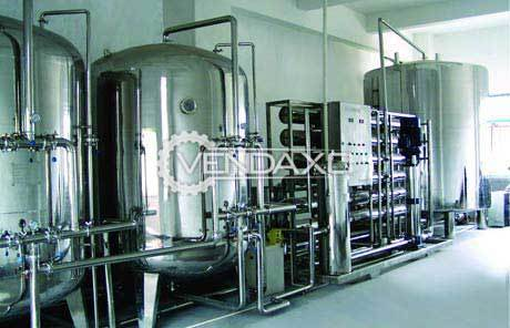 SS 316 Mineral Water/Chilled Water Plant - 2016 Model