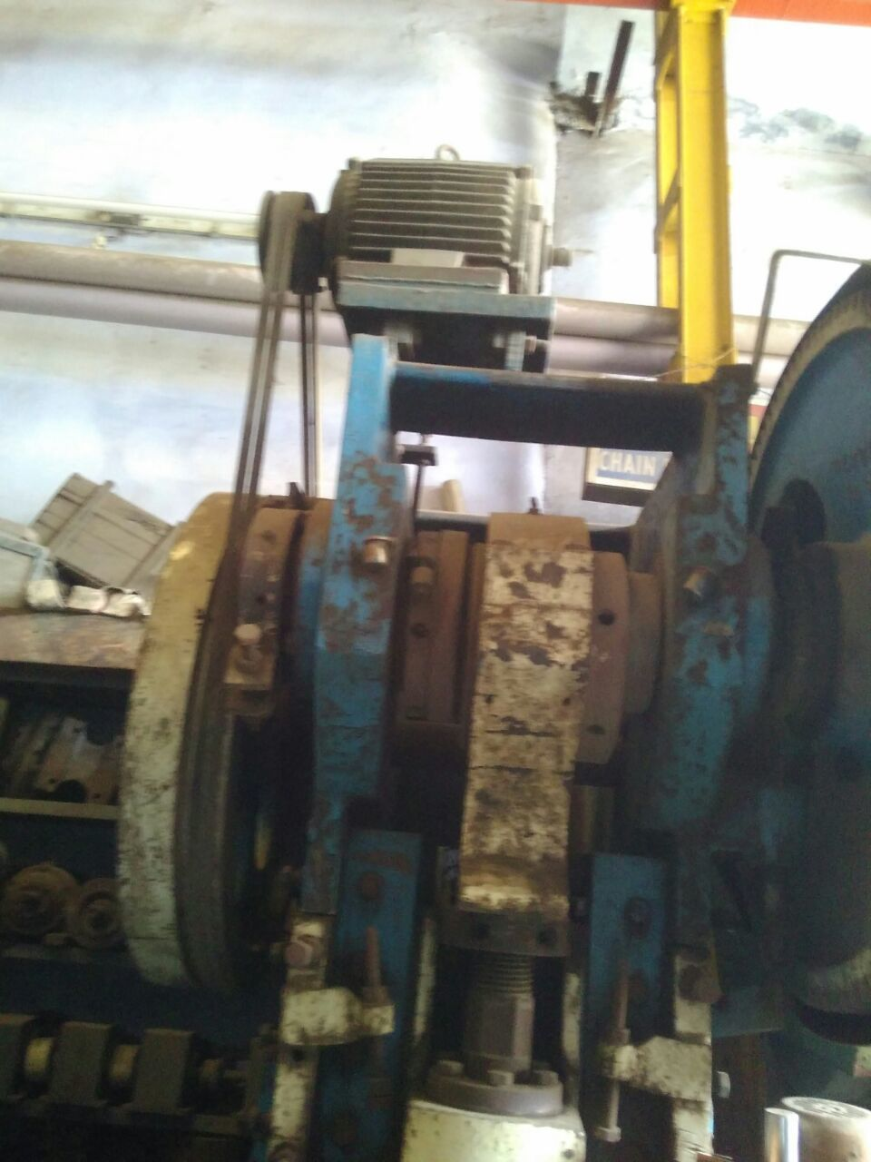 Power press 75 ton 2
