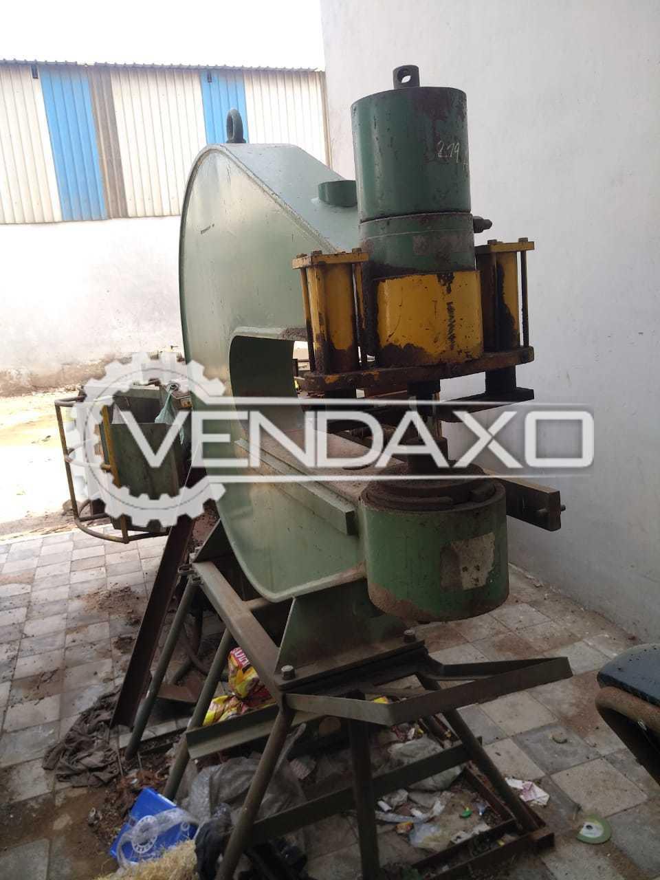 Indian Make Sheet Metal Punching Machine - 4 mm