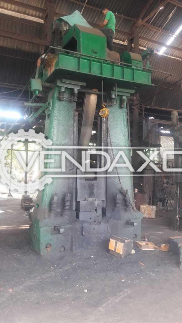 NKH Make Forging Hammer - 1.5 Ton